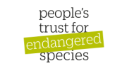 Peoples Trust For Endangered Species Logo