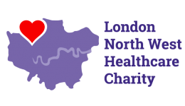 Personalised Charity Greeting Cards & Greeting Ecards for London North West Healthcare Charity