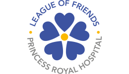 Personalised Charity Greeting Cards & Greeting Ecards for League of Friends Princess Royal Hospital