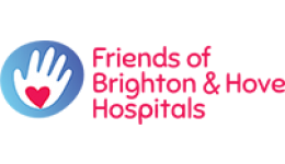 Personalised Charity Greeting Cards & Greeting Ecards for Friends of Brighton and Hove Hospitals