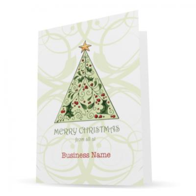 making a difference cards - personalised charity corporate christmas cards uk